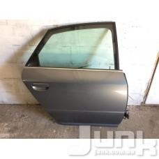 Дверь задняя правая для Audi A6 (C5) 1997-2004 oe 4B0833052 разборка бу