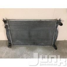 Радиатор охлаждения двигателя для Audi A4 (B6) 2000-2004 oe 8E0121251AQ разборка бу