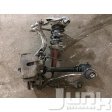 Ступица передней подвески (цапфа) oe 4A0407615G разборка бу