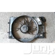 Диффузор радиатора охлаждения, в сборе с мотором oe A2035000293 разборка бу