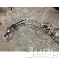 Трубка кондиционера от печке к осушителю для Audi A6 (C5) 1997-2004 oe 4B1260740E разборка бу