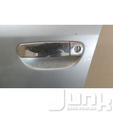 Ручка двери передней левой для Audi A6 (C5) 1997-2004 oe 4B0839207 разборка бу