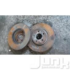 Тормозной диск передний oe 8R0615301 разборка бу