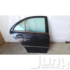 Дверь задняя правая для Mercedes Benz W203 C-Klasse 2000-2007 oe  разборка бу