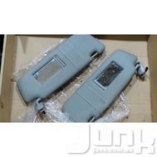 Козырек солнцезащитный левый для Audi A4 (B5) 1994-2000 oe  разборка бу