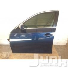 Дверь передняя левая для BMW 5-серия E60/E61 2003-2009 oe 41517202339 разборка бу