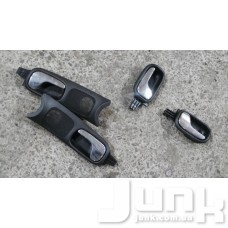 Ручка двери передней правой внутри. для Audi A4 (B5) 1994-2000 oe 8D0837020 разборка бу