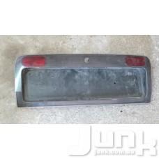 Рамка номера с подсветкой для Audi A6 (C5) 1997-2004 oe 4B9945695D разборка бу
