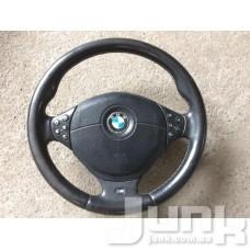 Руль M в сборе для BMW 5-серия E39 1995-2003 oe 32341094259 разборка бу