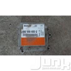 блок управления airbag для Audi A6 (C5) 1997-2004 oe 4B0959655G разборка бу