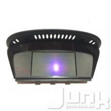 Бортовой монитор для BMW 5-серия E60/E61 2003-2009 oe 65826945661 разборка бу