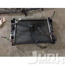 Патрубок радиатора основного нижний oe A2205010382 разборка бу
