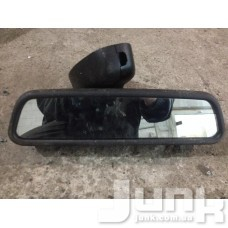 Зеркало заднего вида салонное с затемнением для BMW 5-серия E39 1995-2003 oe 51169134459 разборка бу