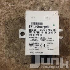 Блок сигнализации (штатной) для BMW 5-серия E39 1995-2003 oe 61356905668 разборка бу