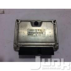 Блок управления двигателем (эбу) oe 8d1907401 разборка бу