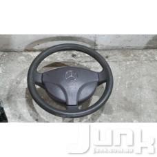 Подушка безопасности в руль oe A1684600098 разборка бу