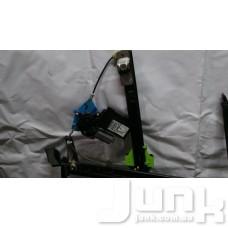 Механизм стеклоподъёмника задний лев. для Audi A4 (B6) 2000-2004 oe 8E0839461B разборка бу
