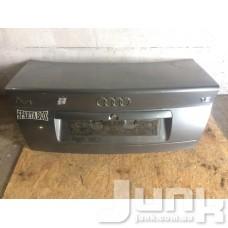 Крышка багажника oe 8D5827023A разборка бу