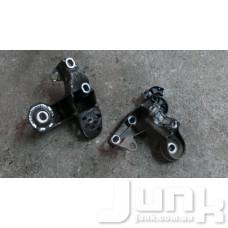 Кронштейн подушки двигателя левый для Audi A4 (B5) 1994-2000 oe 4B0199351B разборка бу