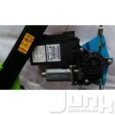Моторчик стеклоподъёмника задний прав. для Audi A4 (B6) 2000-2004 oe 8E0959802A разборка бу