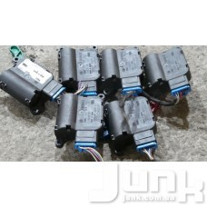 Сервопривод заслонки печки (моторчик заслонки) для Audi A4 (B6) 2000-2004 oe 0132801322 разборка бу