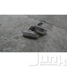 Повторитель поворотов на крыле для Audi A6 (C5) 1997-2004 oe  разборка бу