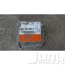 блок управления airbag oe 4B0959655J разборка бу