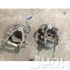 Поворотный кулак задний левый (Цапфа) для BMW 5-серия E39 1995-2003 oe 33321091335 разборка бу