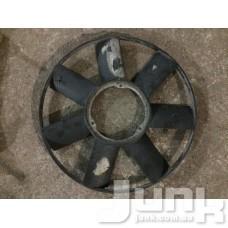 Вентилятор крыльчатка радиатора системы охлаждения oe 11522243303 разборка бу