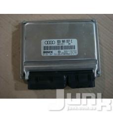 Блок управления двигателем oe 8E0909557 разборка бу