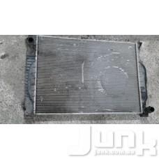 Радиатор охлаждения двигателя для Audi A6 (C5) 1997-2004 oe 4B0121251 разборка бу