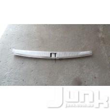Накладка порога багажника (хром) для Audi A6 (C5) 1997-2004 oe 4B9864483A разборка бу