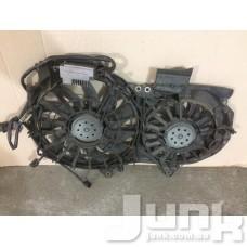 Блок управления вентилятором охлаждения двигателя oe 8E0959501AG разборка бу