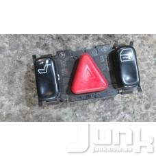 Кнопка аварийки для Mercedes Benz W210 E-Klasse 2000-2002 oe 2088200310 разборка бу