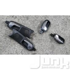 Ручка двери задней правой внутри. для Audi A4 (B5) 1994-2000 oe 8D0839020 разборка бу