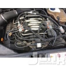 Двигатель Мотор Audi 2.6 ABC для Audi A4 (B5) 1994-2000 разборка бу
