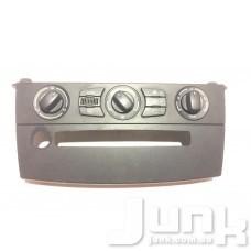 Блок управления кондиционером для BMW 5-серия E60/E61 2003-2009 oe 64116946979 разборка бу