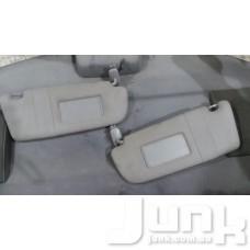 Козырек солнцезащитный левый для Audi A4 (B5) 1994-2000 oe 8D0857551F разборка бу