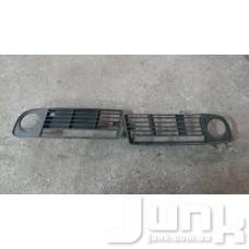 Решетка бампера левая для Audi A6 (C5) 1997-2004 oe 4B0807681 разборка бу