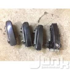 Ручка двери наружная для Audi A4 (B6) 2000-2004 oe 4B0839885 разборка бу