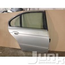 Стекло задней правой двери глухое для BMW 5-серия E39 1995-2003 oe  разборка бу