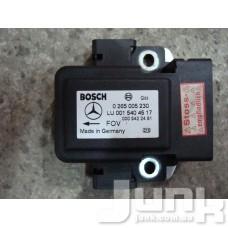 Датчик ускорения для Mercedes Benz W220 S-Klasse 1998-2005 oe 0265005230 разборка бу