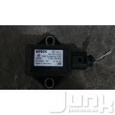 Датчик поперечного ускорения (esp) для Audi A4 (B6) 2000-2004 oe 8E0907637A разборка бу