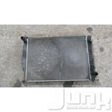 Радиатор охлаждения двигателя для Audi A6 (C5) 1997-2004 oe 4B0121251AK разборка бу