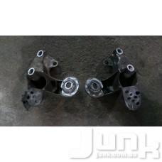 Кронштейн подушки двигателя правый для Audi A6 (C5) 1997-2004 oe 4B0199352B разборка бу
