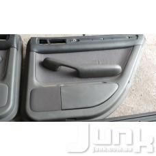 Карта двери задней правой для Audi A6 (C5) 1997-2004 oe  разборка бу