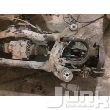 Подрамник задний (балка) для Audi A6 (C5) Allroad Quattro 2000-2005 oe 4B0500051H разборка бу