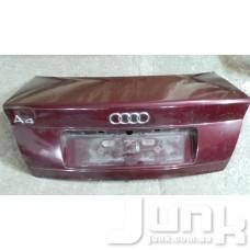 Крышка багажника для Audi A4 (B5) 1994-2000 oe 8D5827023A разборка бу