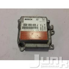 блок управления airbag oe 8d0959655j разборка бу