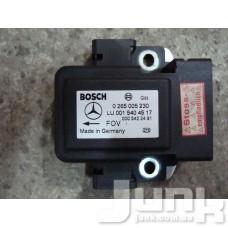 Датчик ускорения для Mercedes W220